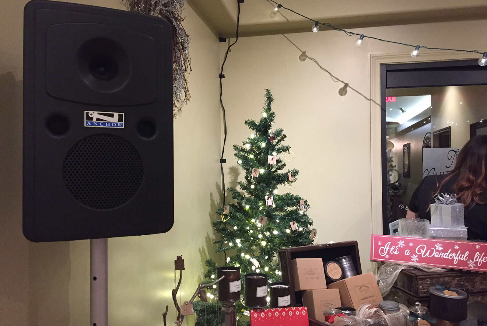 Christmas event - Go Getter