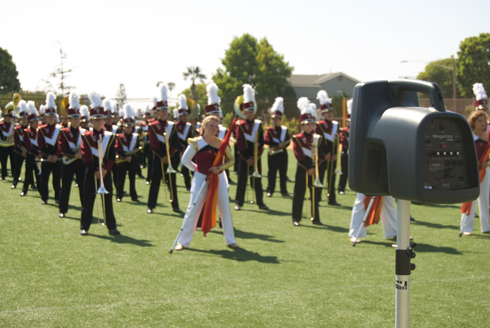 Point Loma High School - MegaVox