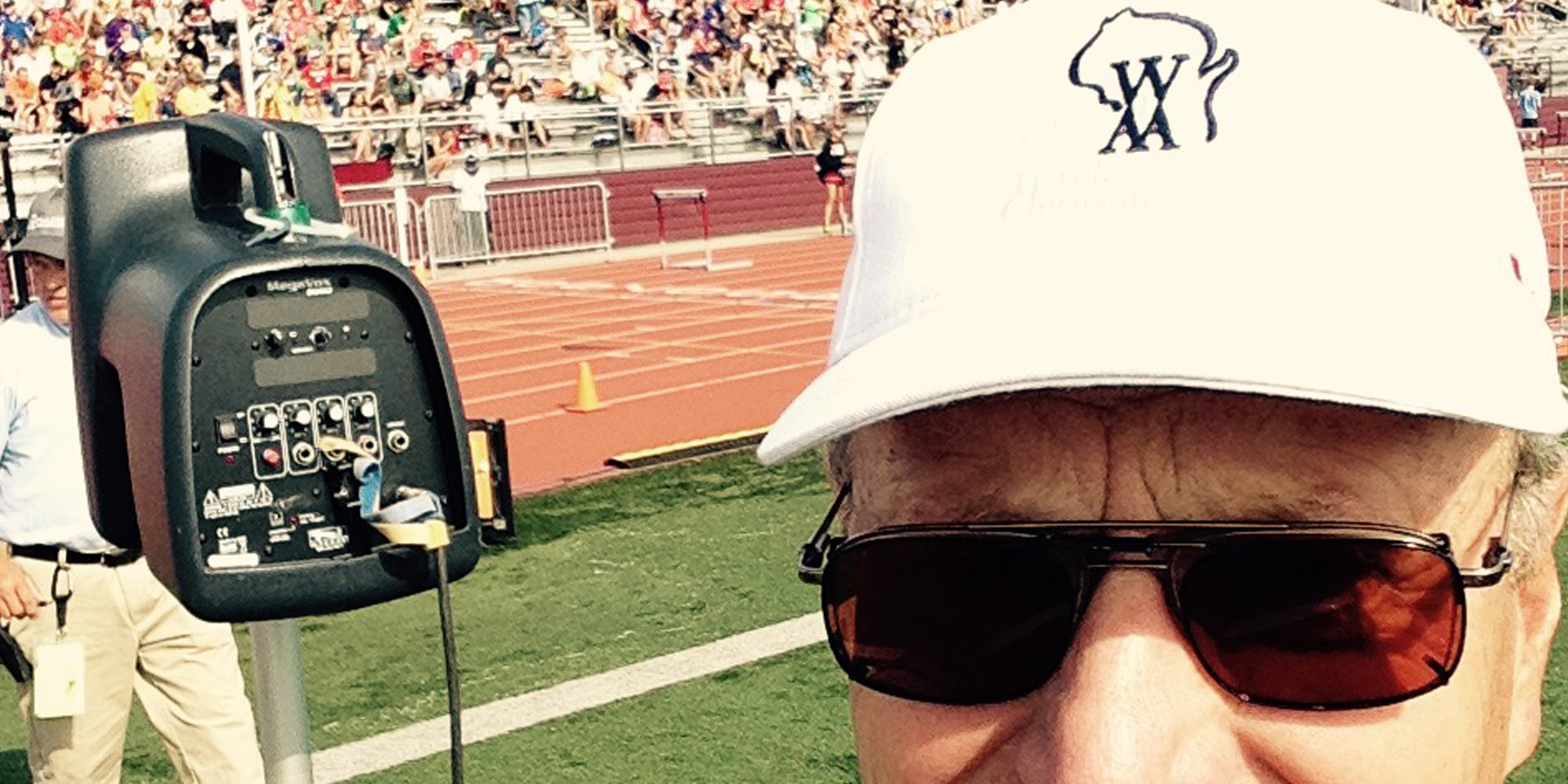 The Right PA System for Track and Field