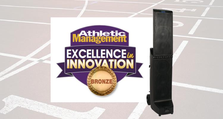 Bigfoot Line Array Places Bronze in Athletic Management