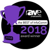 rave award
